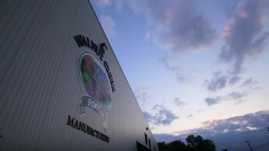 Sunset Exterior of Walnut Creek Foods Manufacturing